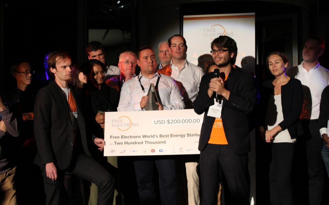 Globale Start-ups entwickeln Projekte mit führenden Energieversorgern
