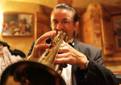 Leo Wundergut & das Capital Dance Orchestra auf Tour