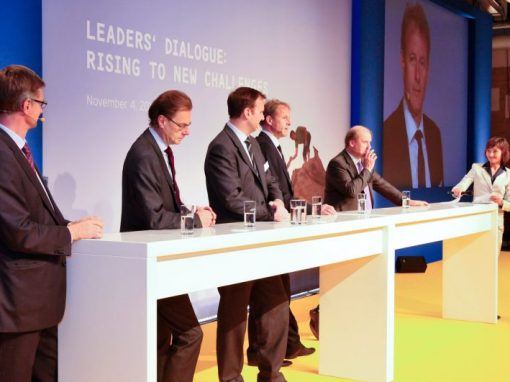 Neue Konzernstrategien durch Dialog in allen Führungsebenen