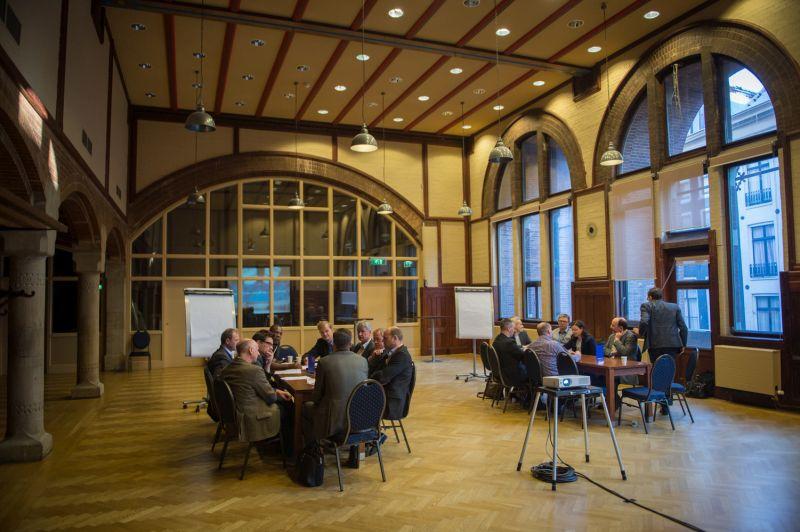 Vattenfall_inspiranten_Management_Conference_Gruppenarbeit