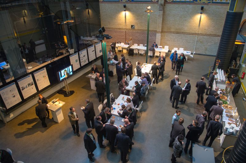 Vattenfall_inspiranten_Management_Conference_Mittagspause