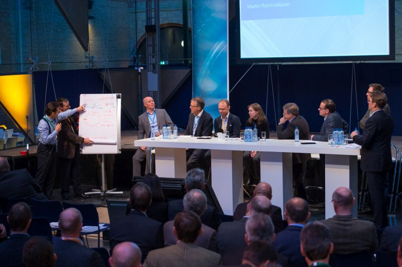 Vattenfall_inspiranten_Management_Conference_Projektpraesentation