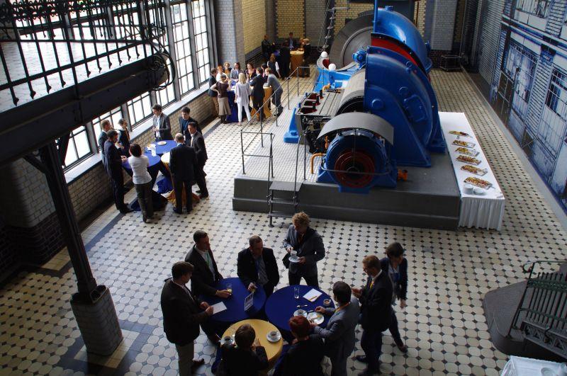 Vattenfall_inspiranten_Managementtalente_Heizkraftwerk_Moabit_Pumpenhalle